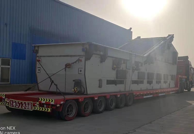 上海设备运输